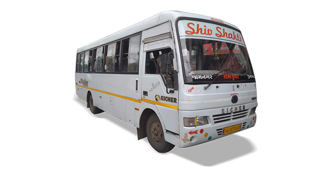 Ticket Booking Shiv Shakti Travels Junagadh